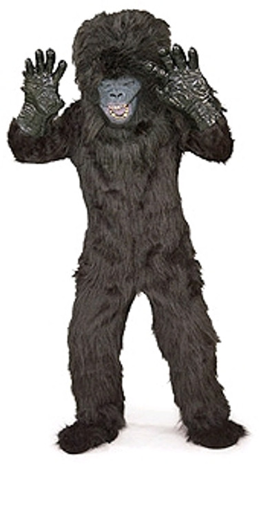 Gorilla Kids Animal Costume