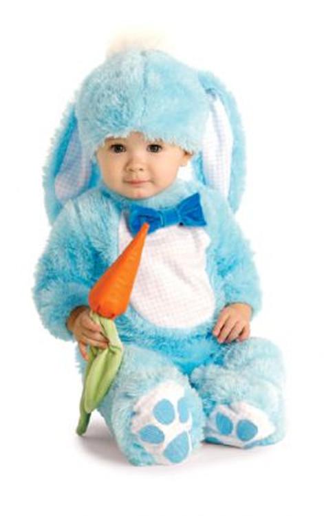 Bunny Rabbit Blue Infants Animal Costume