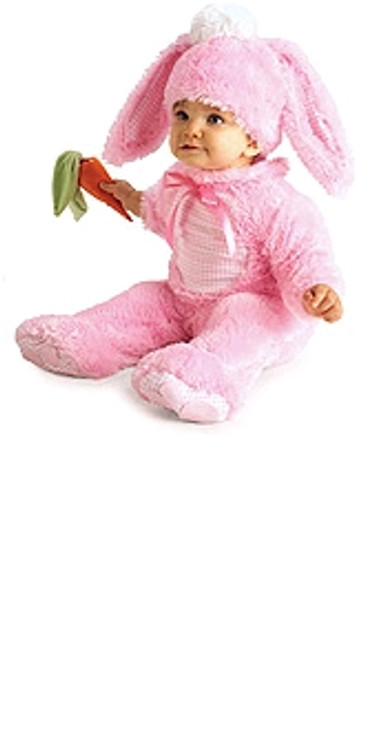 Bunny Rabbit Pink Infants Animal Costume