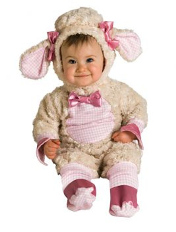 Lamb Baby Infants Animal Costume