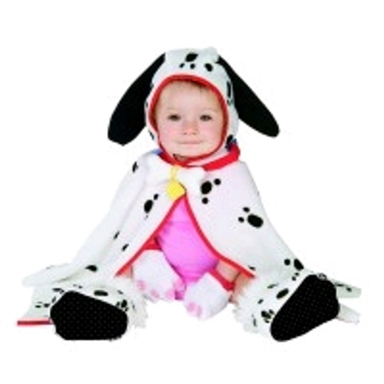 Dalmatian Puppy Toddler Costume
