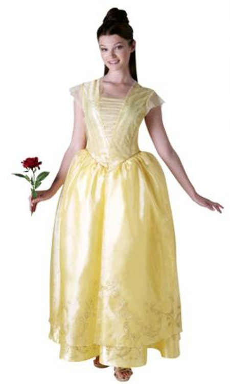 Beauty and the Beast - Belle Live Acton Womens Costume