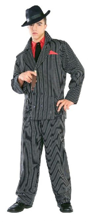 Gangster Mens Costume