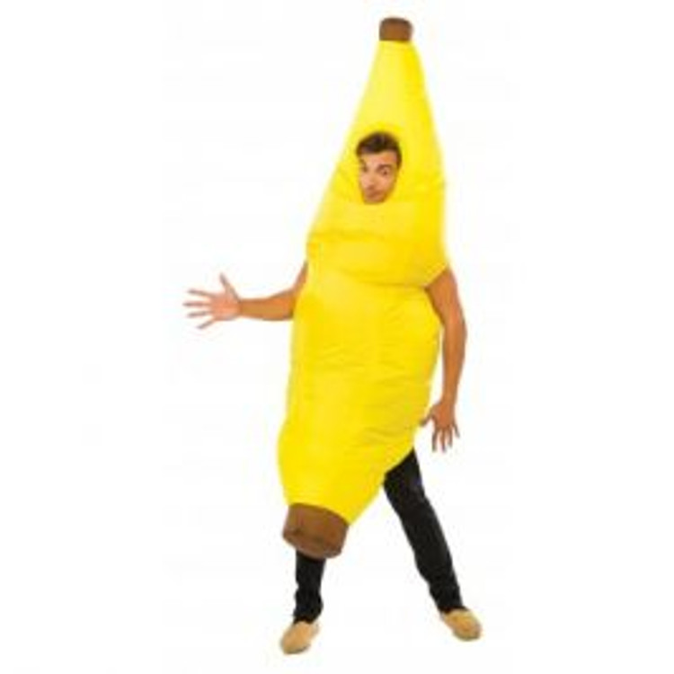 Banana Inflatable Adult Costume