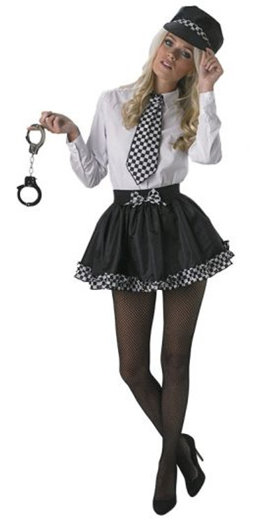 Policewoman Tutu Costume