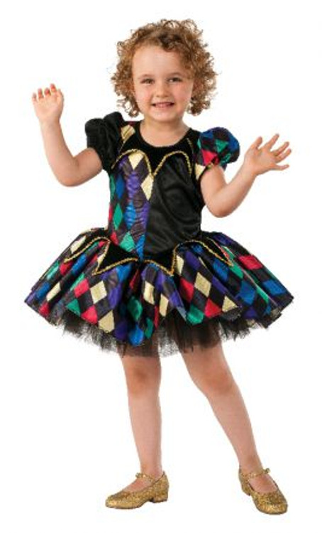 Jester Girls Costume