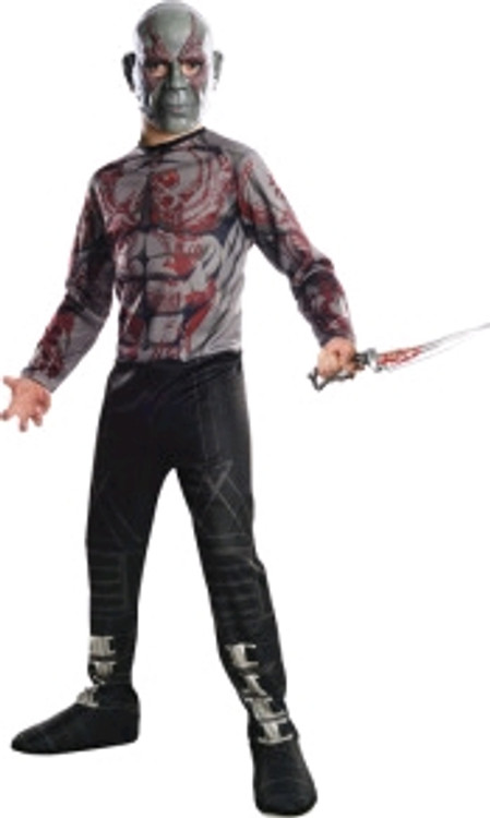 Guardians of the Galaxy - Drax the Destroyer Classic Child Costume