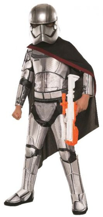 Star Wars - Captain Phasma Boys Costume