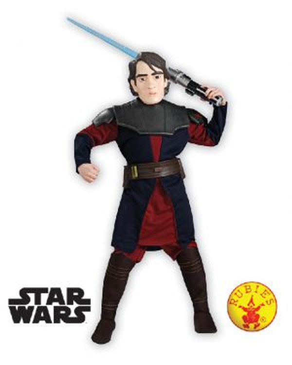 Star Wars Anakin Skywalker Clone Wars Kids  Costume