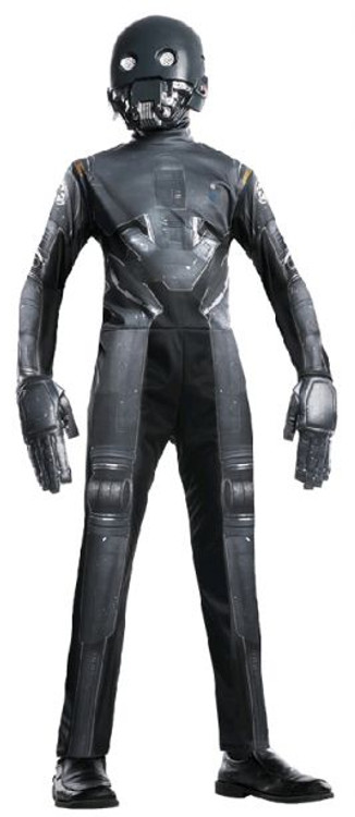 Star Wars - K-2SO Rogue Boys Costume