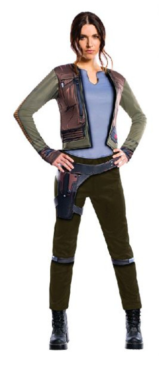 Star Wars Jyn Erso Rogue One Womens Costume
