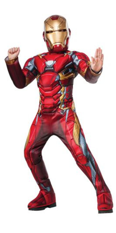 Iron Man Premium Kids Costume