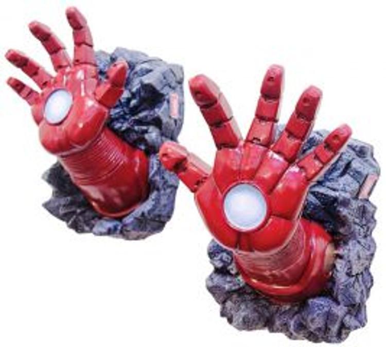 Iron Man Hands Wall Breaker