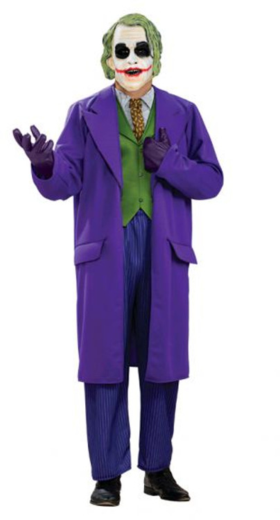 Batman - The Joker Deluxe Plus Size Mens Costumes