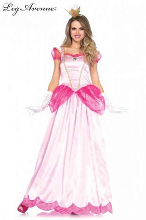 Princess Pink Womens Costume
