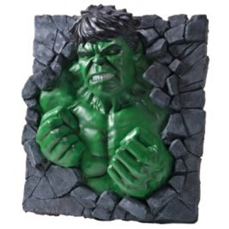 Hulk The Avengers Wall Breaker