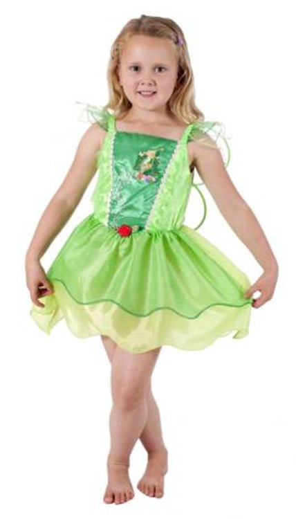 Tinker Bell Deluxe Playtime Girls Costume