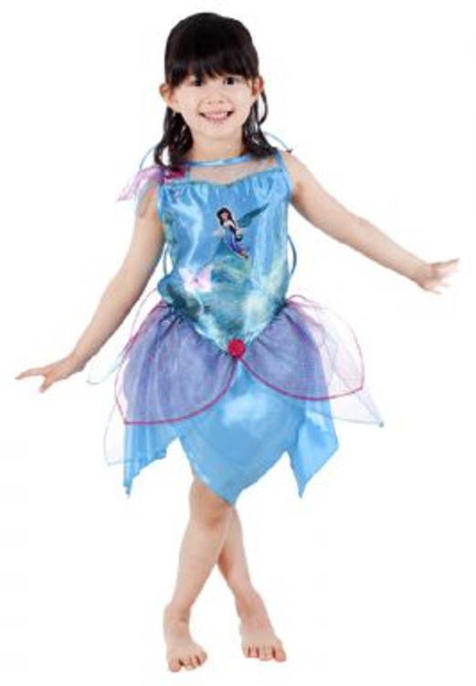 Silvermist Fairy Girls Costume
