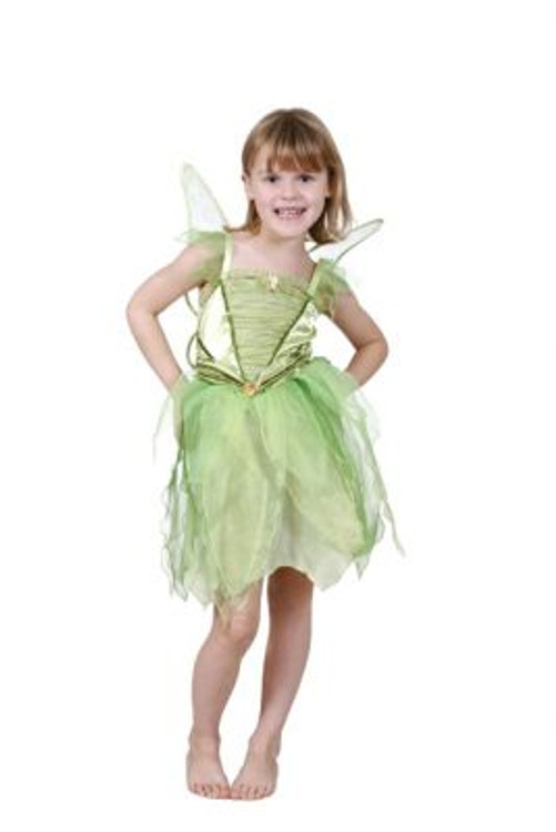 Tinker Bell Girls Costume