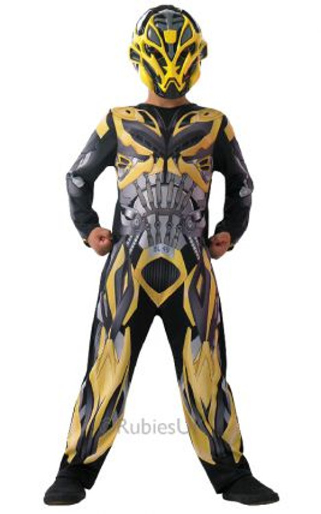 Transformers 4 Bumblebee Kids Costume
