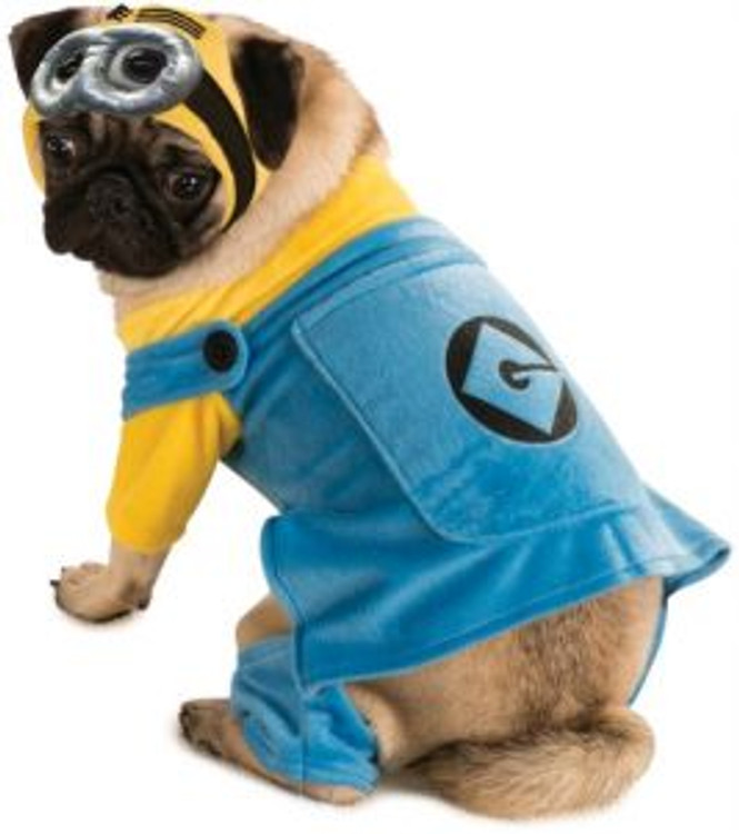 Despicable Me Minion Pet Costume