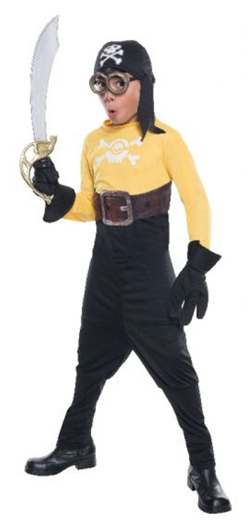 Despicable Me- Minion Pirate Child Costume