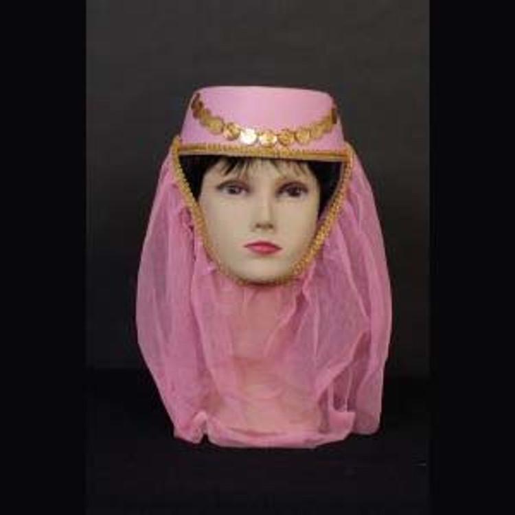 Harem Hat - Pink