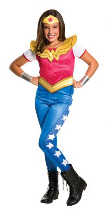 Wonder Woman DC Superhero Girls Costume