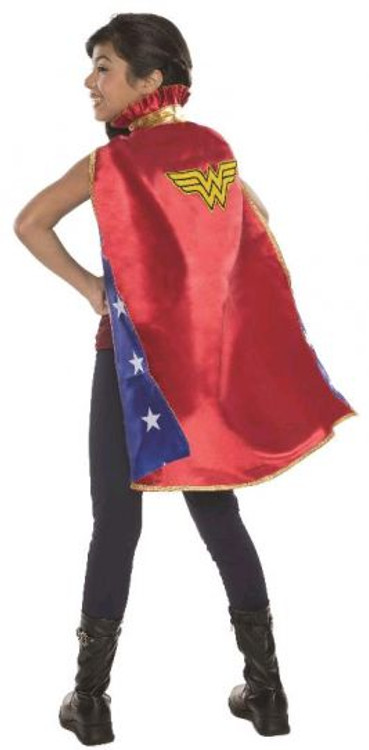 Wonder Woman Girls Cape