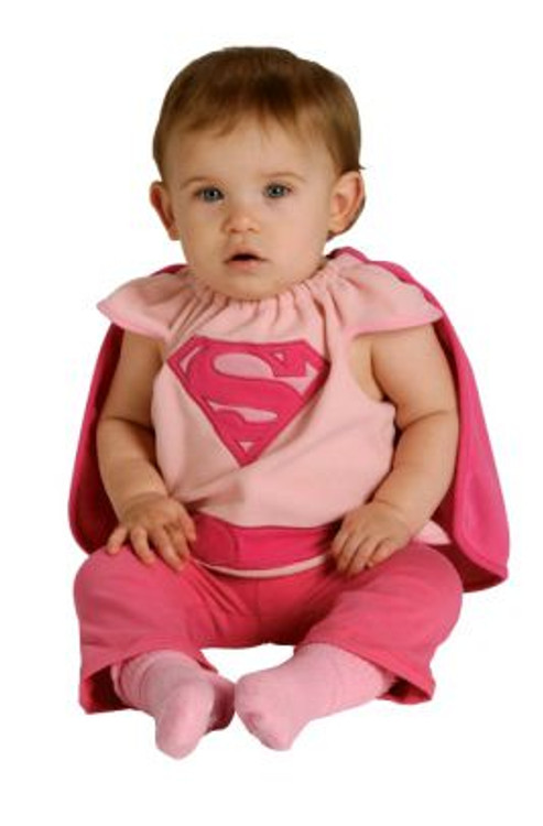 Supergirl Baby Costume