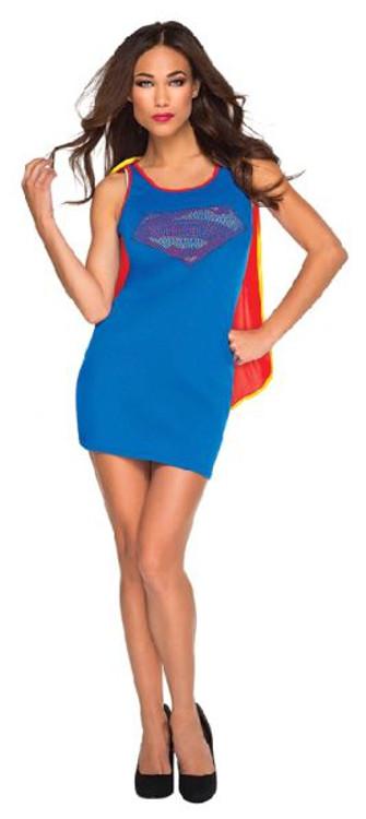 Supergirl Tank Dress
