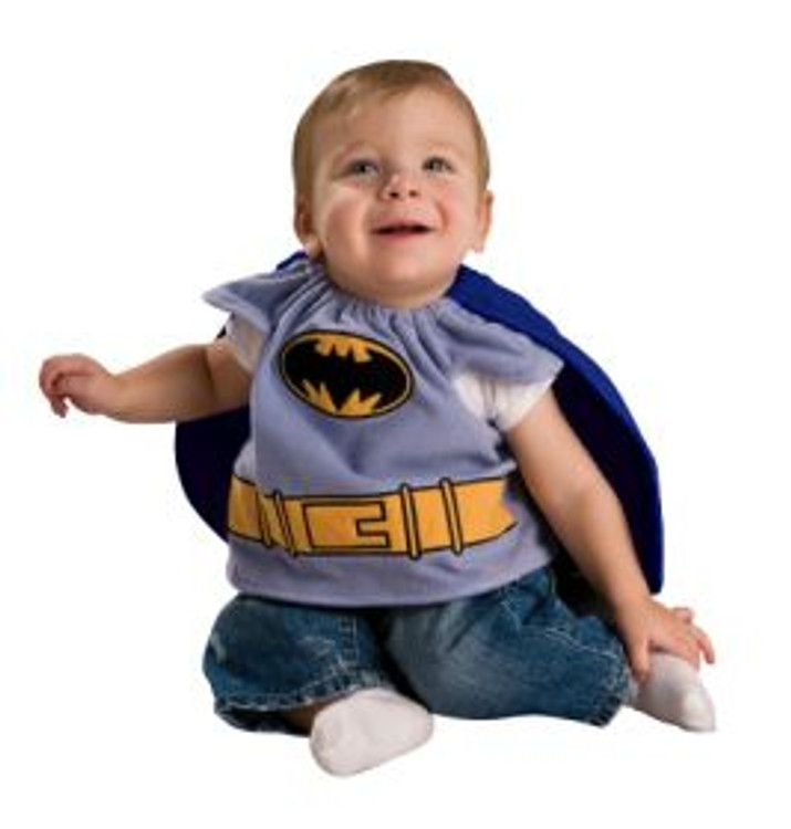 Batman Bib Baby Costume