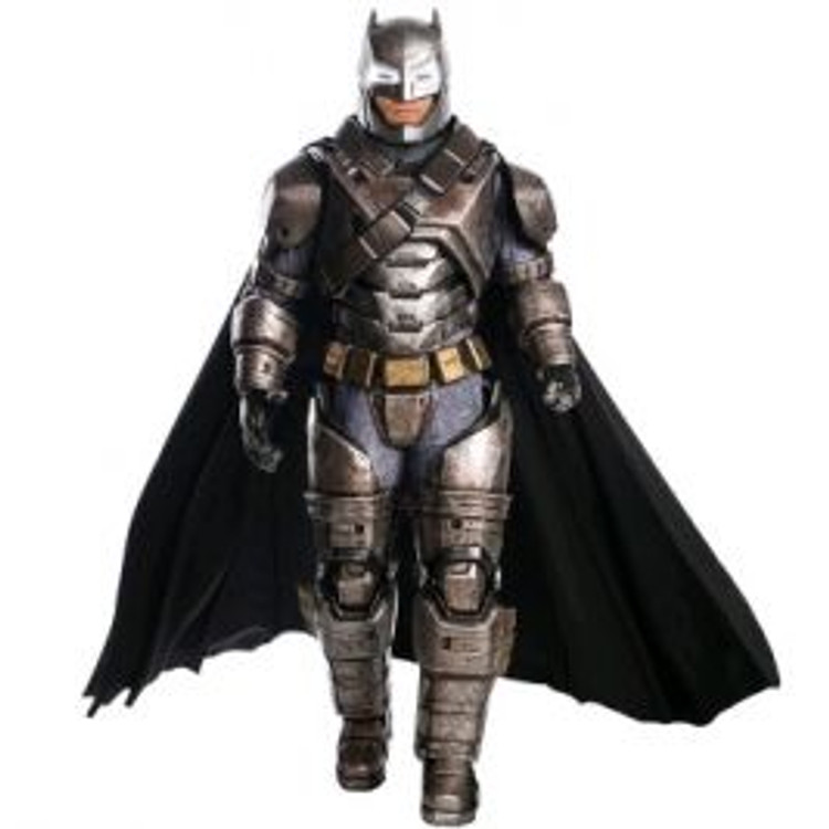 Batman - Armoured Collectors Edition Mens Costume