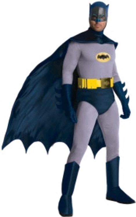 Batman - 1966 Collectors Edition Mens Costume