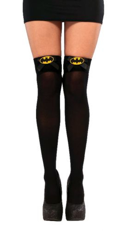 Batgirl Thigh High Stockings
