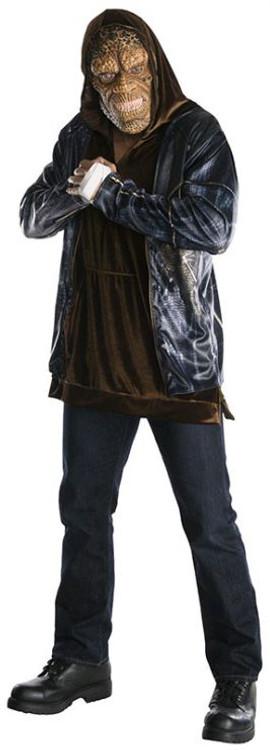Suicide Squad - Killer Croc Mens Plus Size Costume