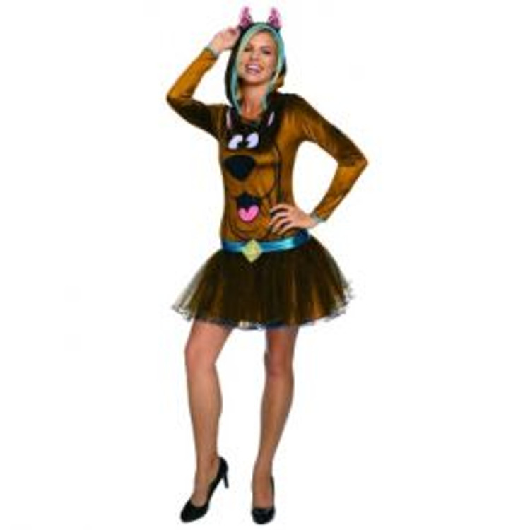 Scooby Doo Womens Costume