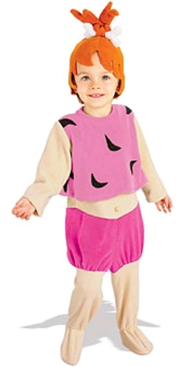 Flintstones - Pebbles Toddler & Girls Costume