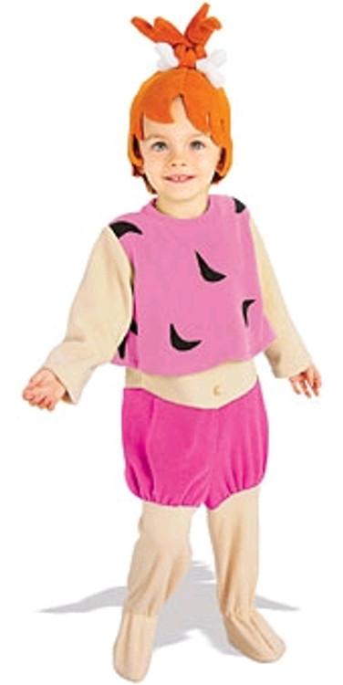 Flintstones - Pebbles Toddler & Girls Costume