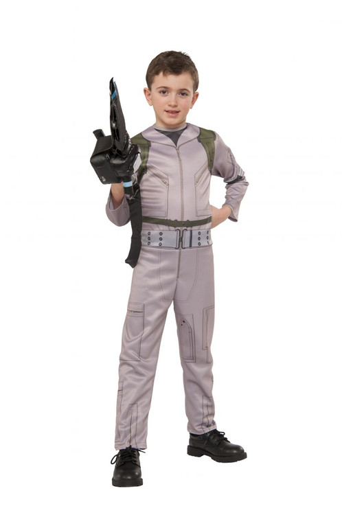 Ghostbuster Jumpsuit Childs Costume