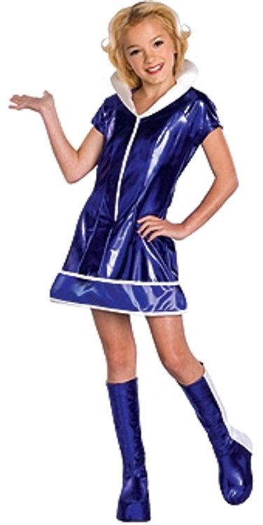 Jetsons Jane Jetson Girls Costume