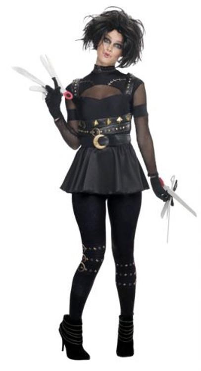 Edward Scissorhands - Womens Costume
