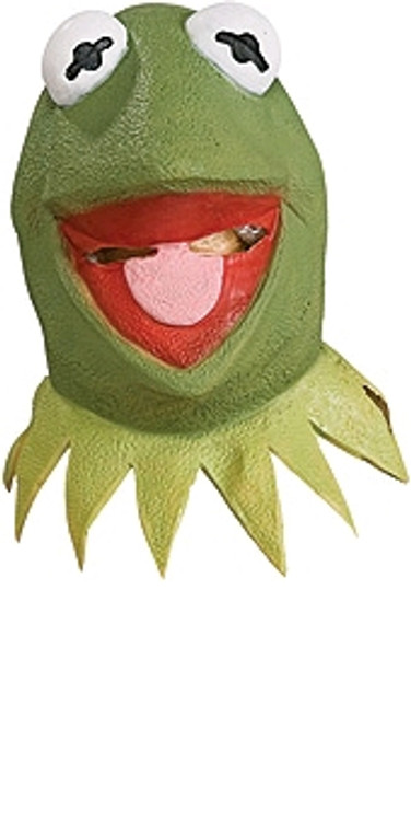 Muppets - Kermit the Frog Adult Mask