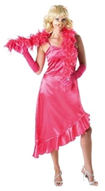 Muppets - Miss Piggy Adult Costume