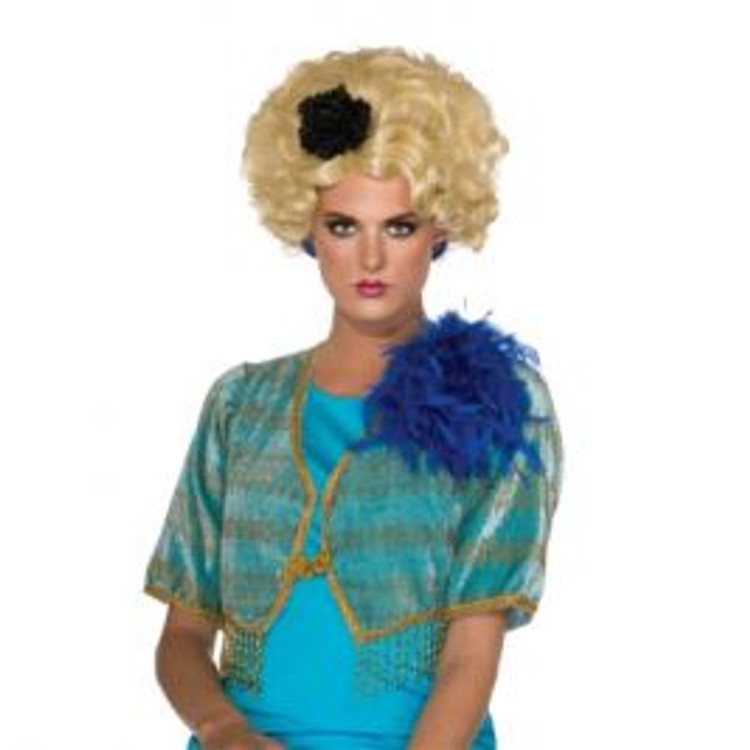 Hunger Games Chaperone Wig