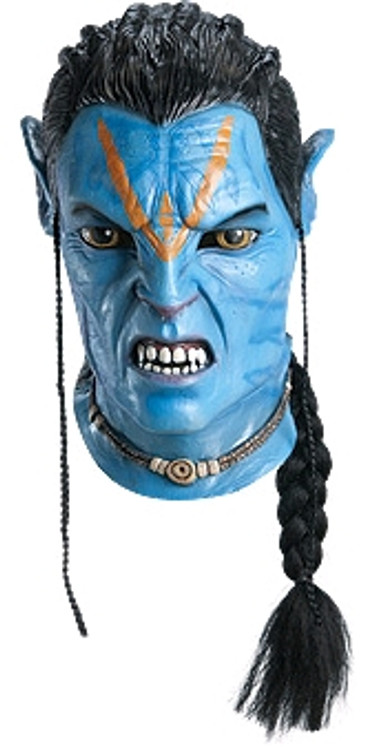 Avatar Jake Sully Adult Mask