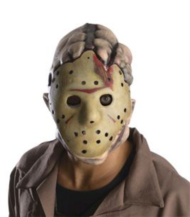 Friday the 13th Jason Double Mask