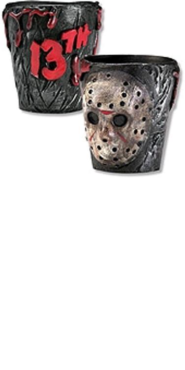 Friday 13th Jason Shot Glasses