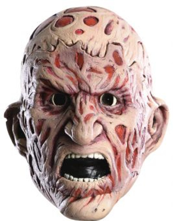 Freddy Krueger Double Mask