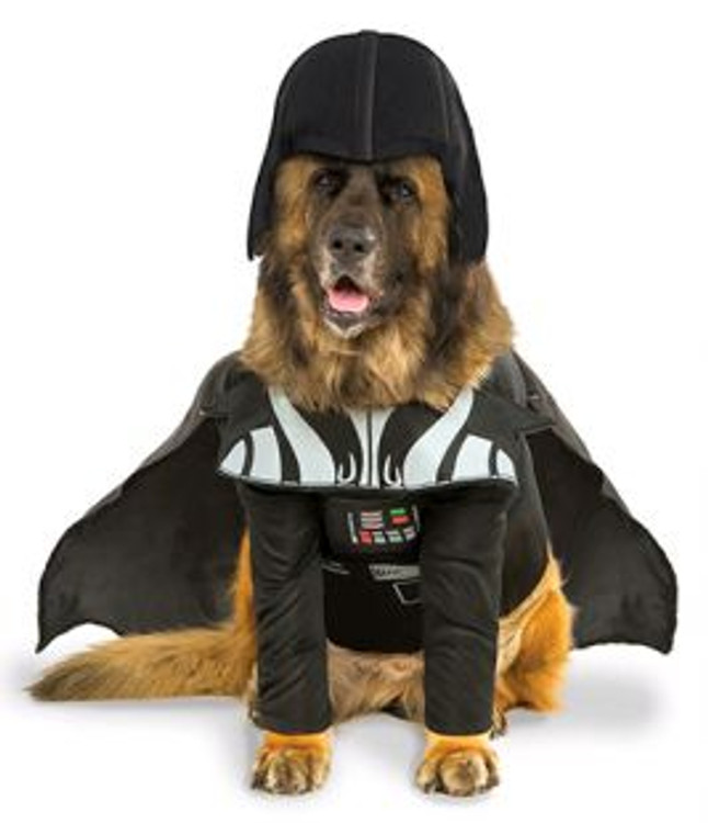 Star Wars - Darth Vader Big Dog Pet Costume